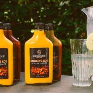 Goldens' Sweet & Sassy Soppin' Sauce