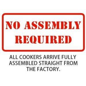 """Goldens' Cast Iron Cooker (20.5"""") - No Cart"""