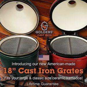 Cast Iron Grates