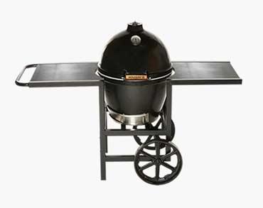 Kamado Grills, Best charcoal kamado smoker
