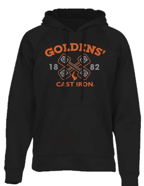 Goldens' Cast Iron Hoodie