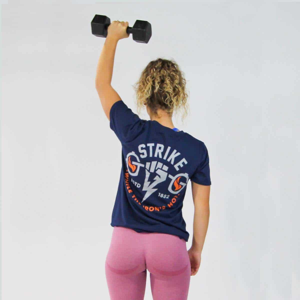 Strike Tee - T-Shirt